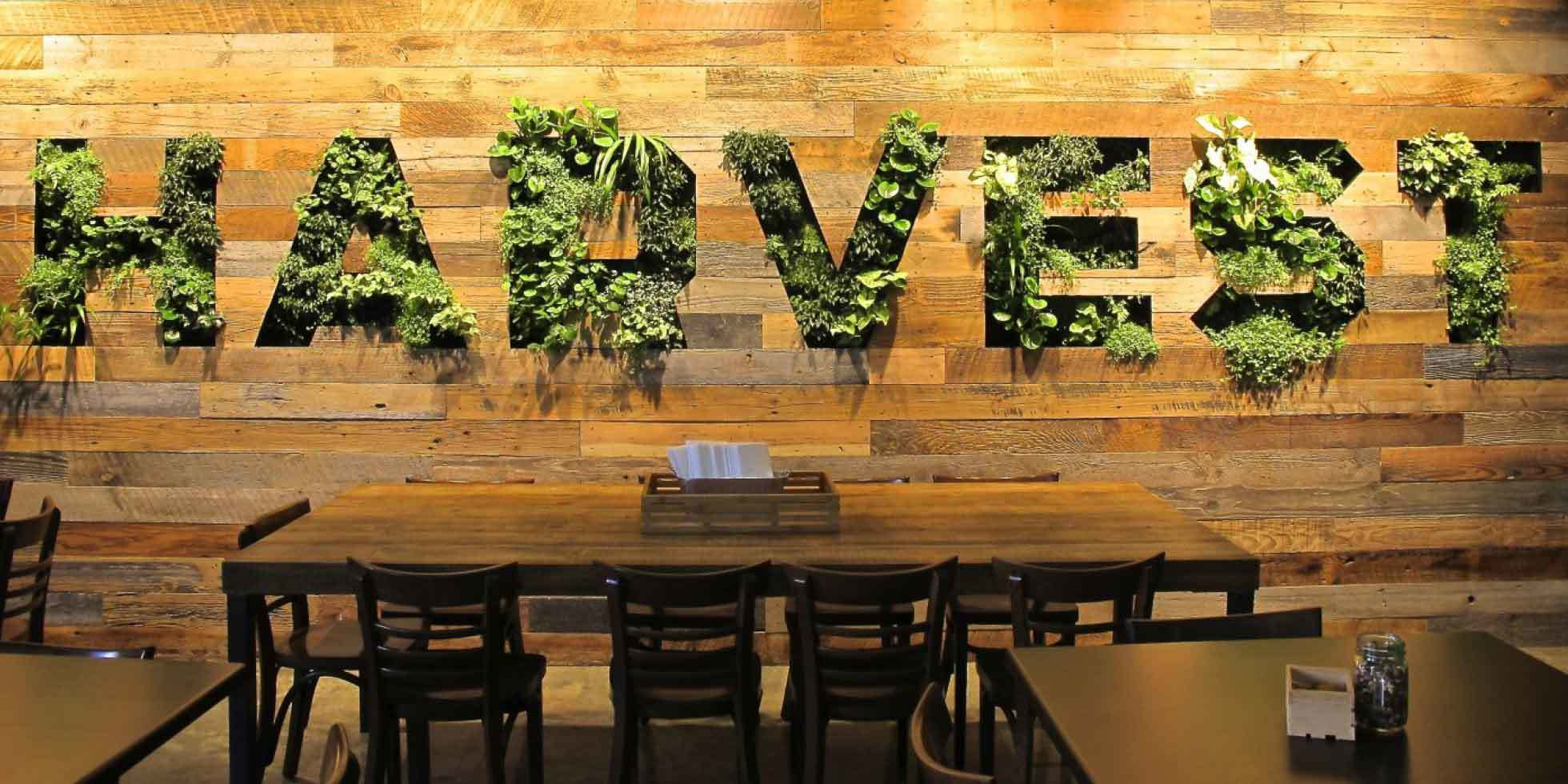 Facebook Living Wall by Habitat Horticulture - View 1