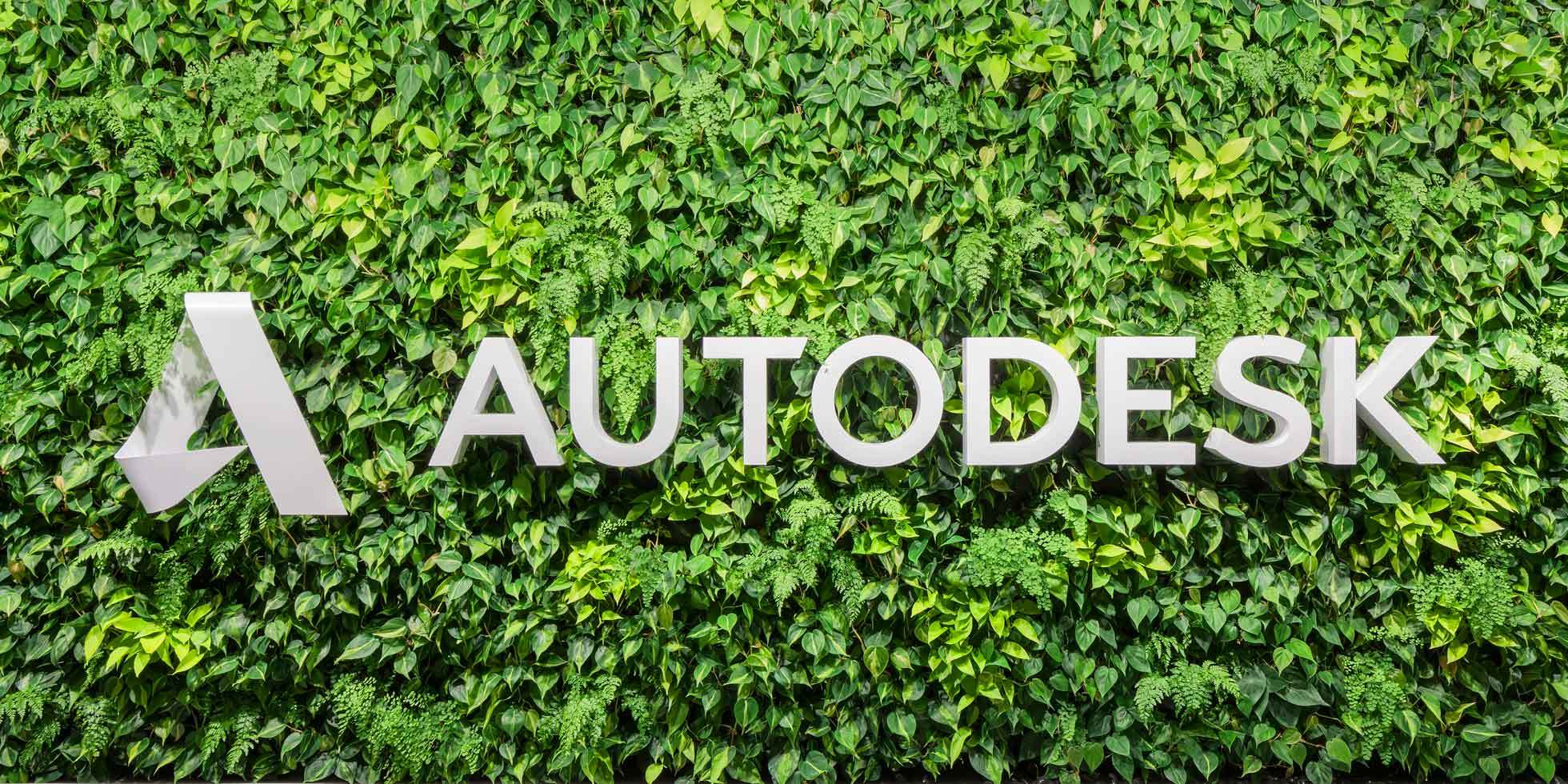 Autodesk Living Wall by Habitat Horticulture - View 2