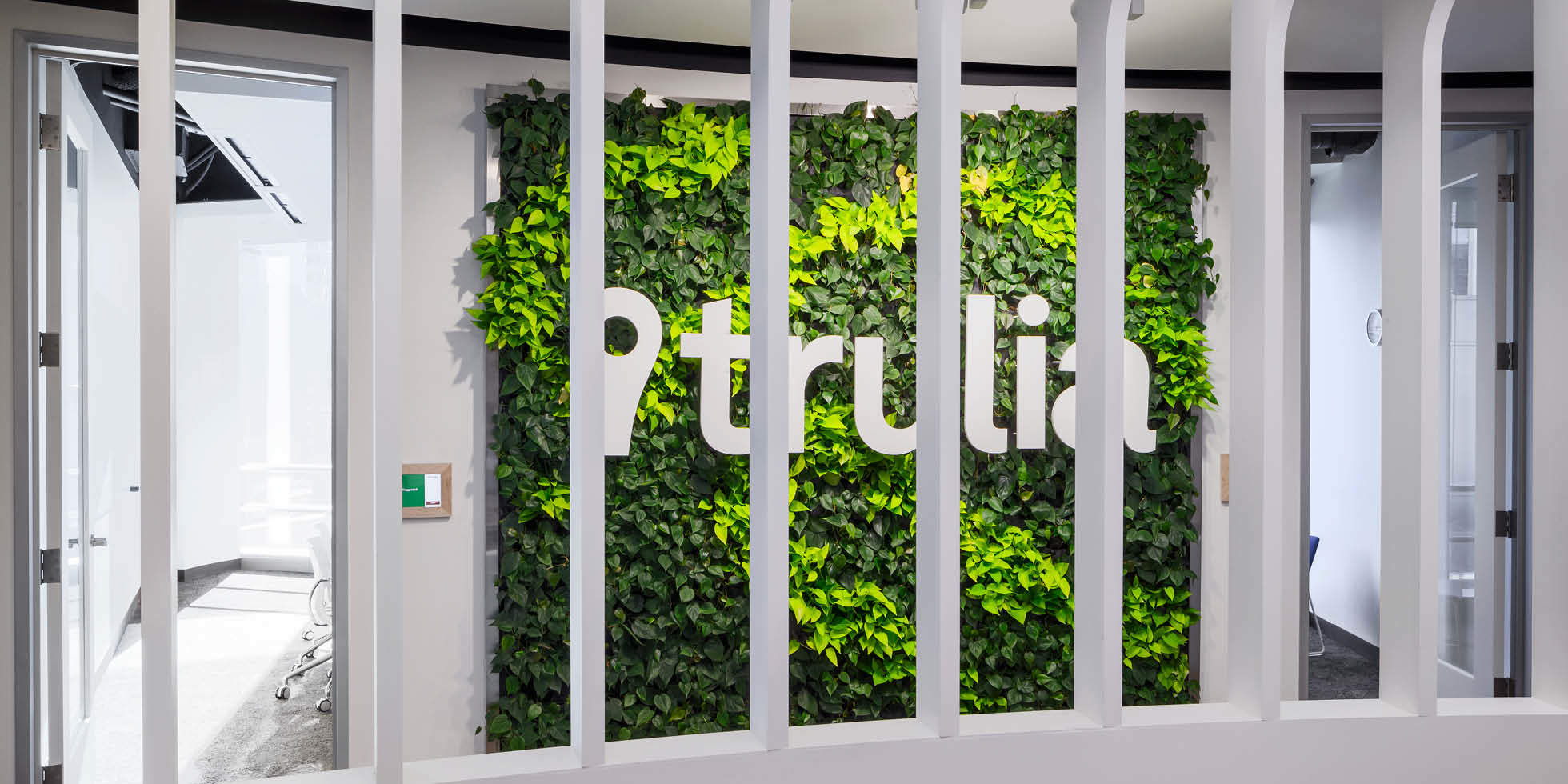 Trulia Living Wall by Habitat Horticulture - View 3