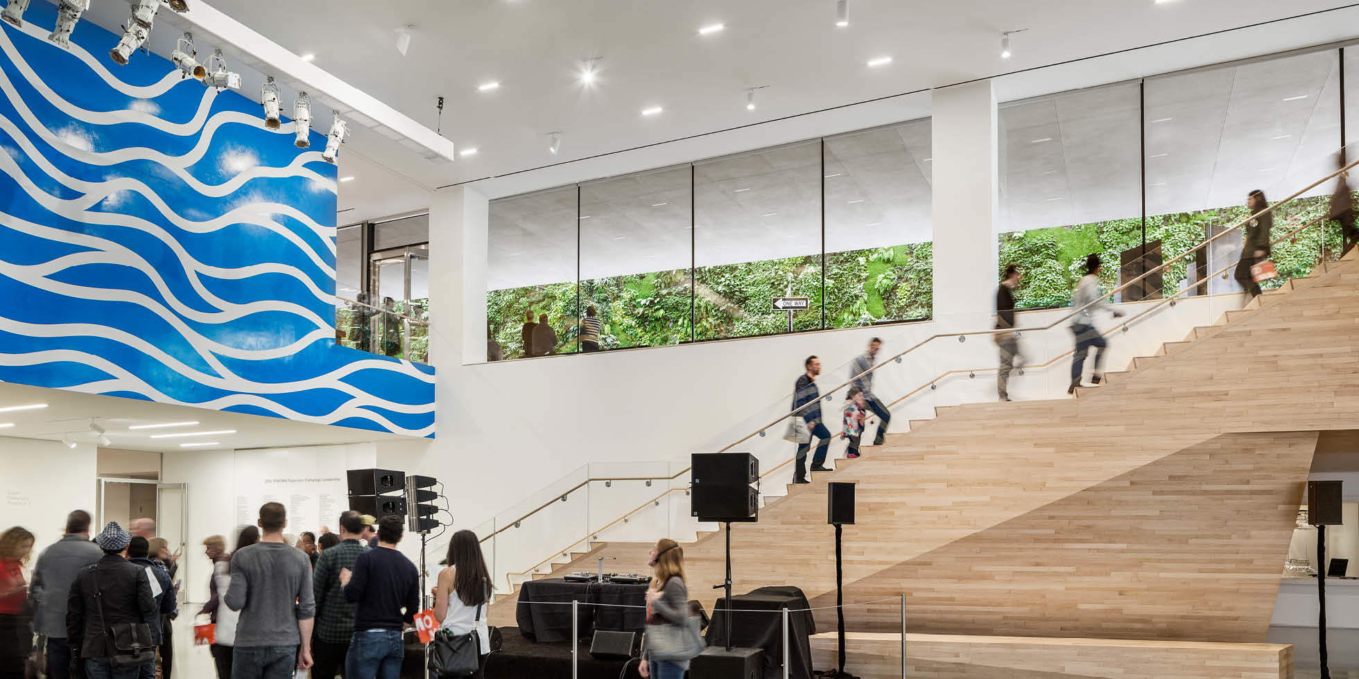 SFMOMA Living Wall by Habitat Horticulture - View 9
