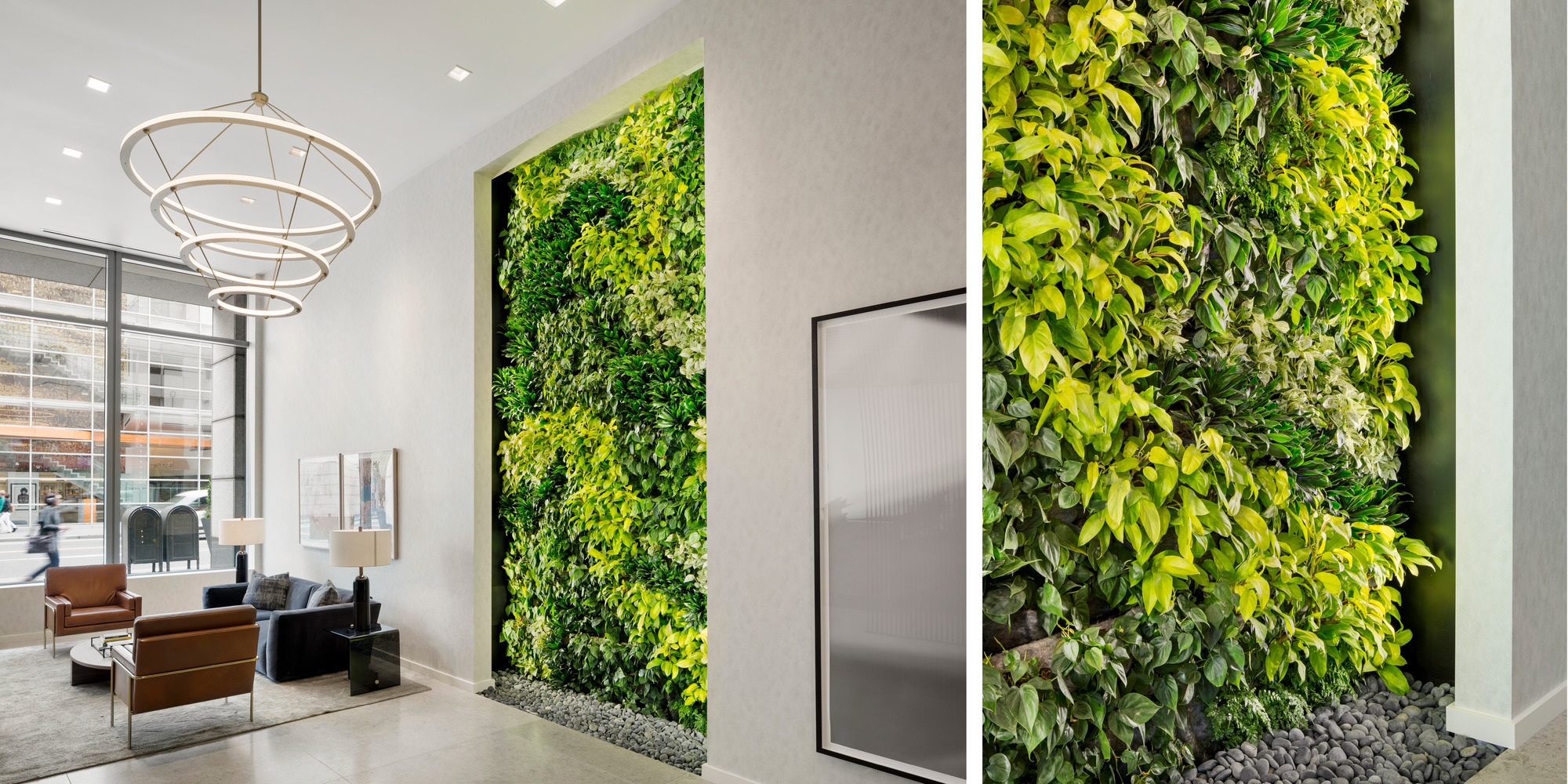 The Paramount Living Wall by Habitat Horticulture - View 2