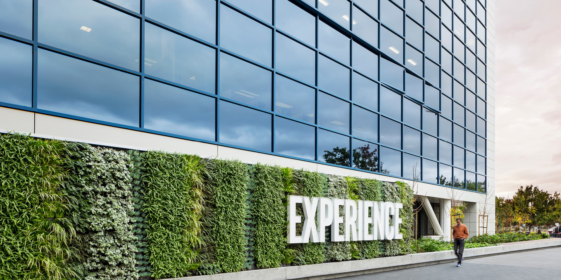 Intel Living Wall by Habitat Horticulture - View 4