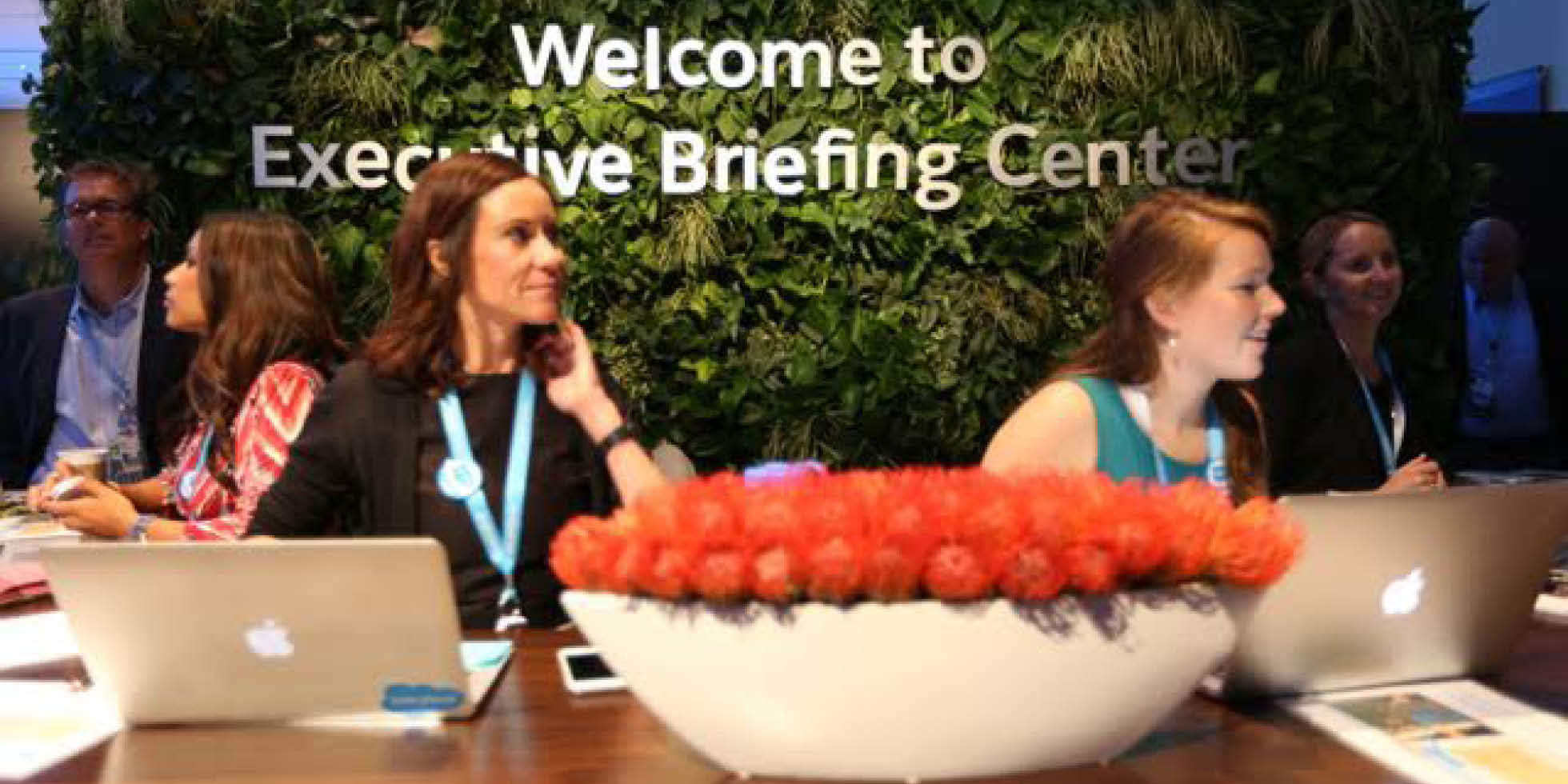 Dreamforce Living Partitions Living Wall by Habitat Horticulture - View 6