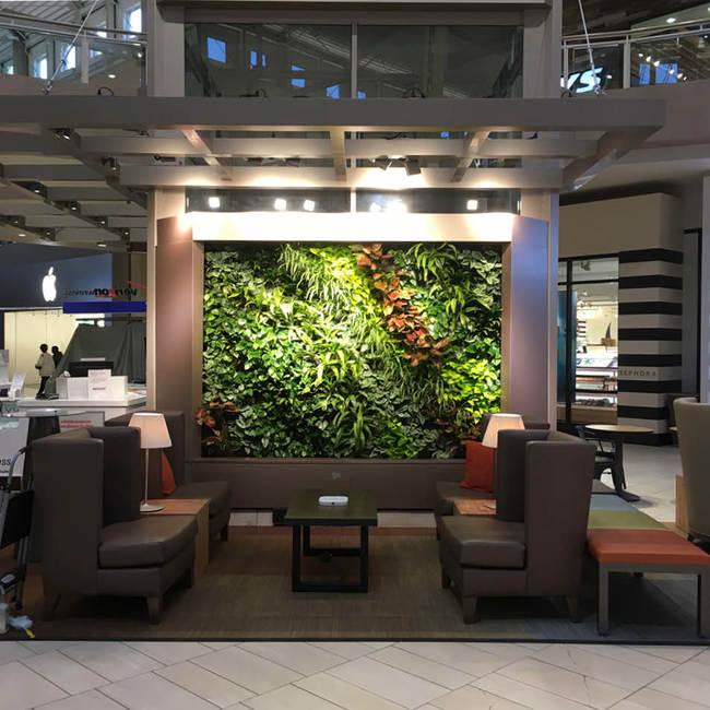 Arrowhead town center living wall2