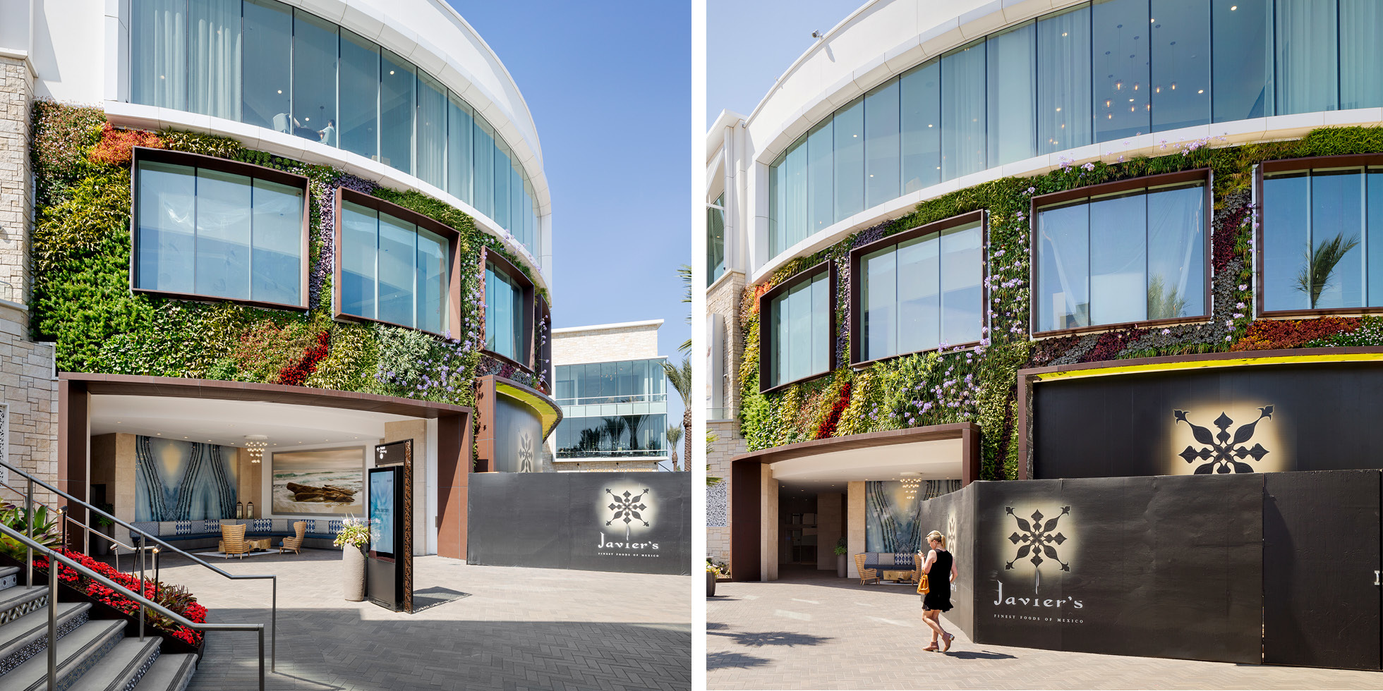 Westfield UTC Living Wall by Habitat Horticulture - View 4