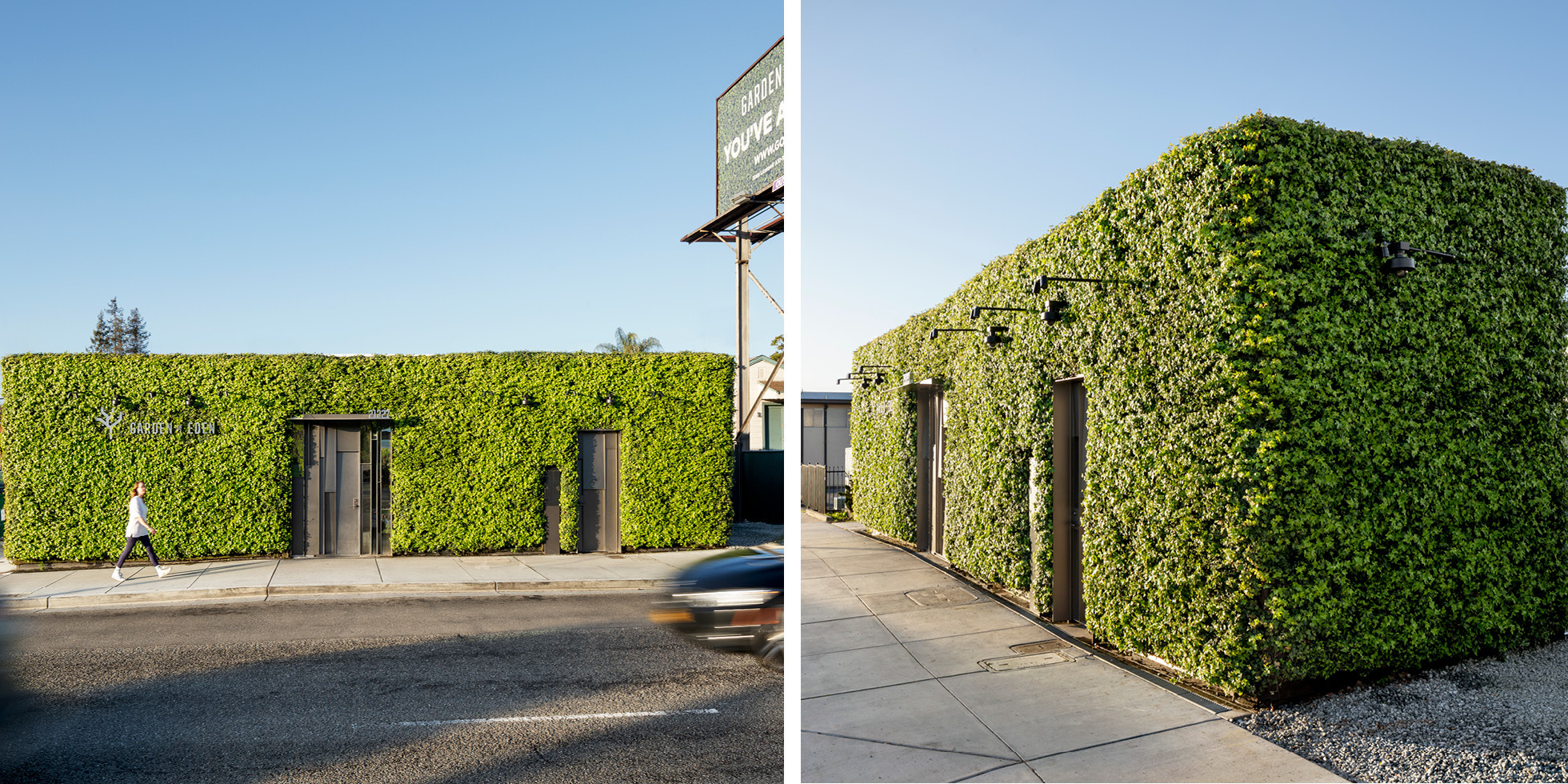 Garden of Eden Living Wall by Habitat Horticulture - View 4